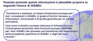 GIS4EU WP9-2 Genova Conclusioni2