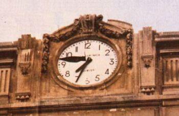 Orologio del Palazzo del Governo