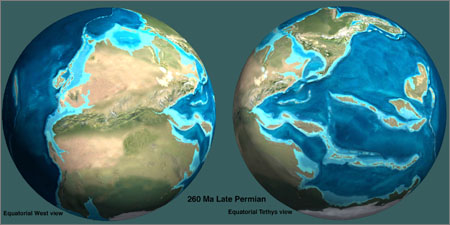 late permian